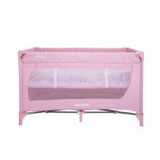Kikka Boo Travel cot 2 levels Medley pink