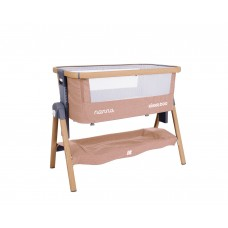 Kikka Boo Travel cot Nanna Pink wood