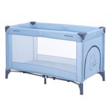 Kikka Boo Travel cot So Gifted blue