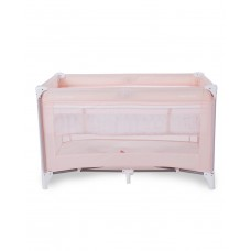 Kikka Boo Travel cot So Gifted 2 levels pink