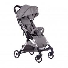 Kikkaboo Cloe Baby Stroller, light grey