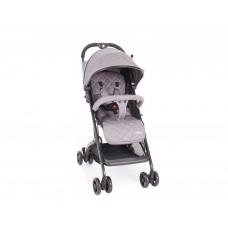 Kikkaboo Miley Baby Stroller dark grey