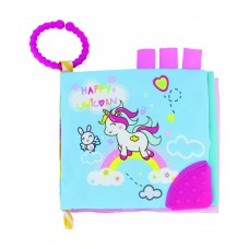 Kikka Boo Activity Book Happy Unicorn