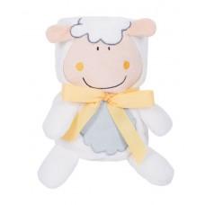 Kikka Boo 3D Baby blanket Lamb