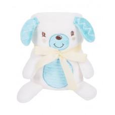 Kikka Boo 3D Baby blanket Puppy