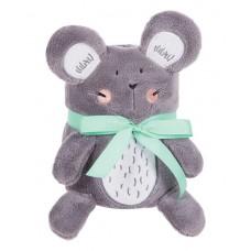 Kikka Boo 3D Baby blanket Mouse