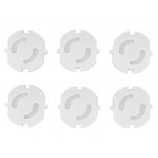 Kikka Boo Протектори за контакт 6 броя