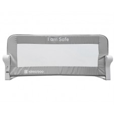 Kikka Boo I am safe Bed rail 102 cm, grey