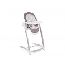 Kikka Boo Детски стол за хранене Prima 3 в 1 сив