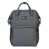 Kikka Boo Siena Mama Bag dark grey