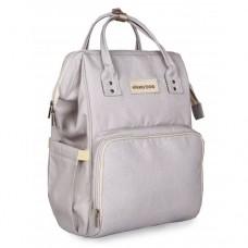 Kikka Boo Siena Mama Bag grey