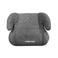 Kikka Boo Booster Car seat Groovy Isofix 15-36 kg, dark grey