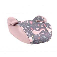 Kikka Boo Booster Car seat Jazzy 15-36 kg Pink Unicorn