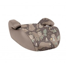 Kikka Boo Booster Car seat Jazzy 15-36 kg Brown Sloth