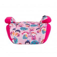 Kikka Boo Booster Car seat Jazzy 15-36 kg Pink Dolls
