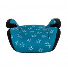 Kikka Boo Booster Car seat Jazzy 15-36 kg Blue Stars