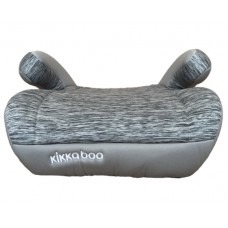 Kikka Boo Booster Car seat 15-36 kg Standy Light Grey