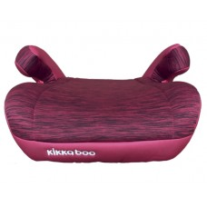 Kikka Boo Booster Car seat 15-36 kg Standy Red