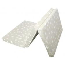Kikka Boo Bamboo Foldable mattress Stars