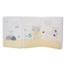 Kikka Boo Foldable mattress Cat Lovely Day