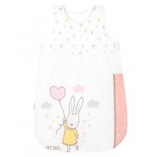 Kikka Boo Baby Sleeping Bag Rabbits in Love 0-6