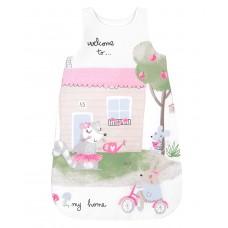 Kikka Boo Baby Sleeping Bag My Home 6-18