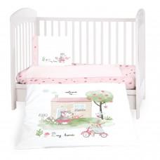 Kikka Boo Baby 3-elements Bedding Set My Home