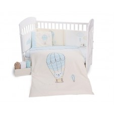 Kikka Boo Baby 6-elements Bedding Set Puppy on Balloon 70/140