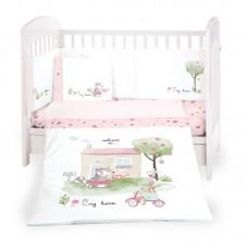 Kikka Boo Baby 6-elements Bedding Set My Home 70/140