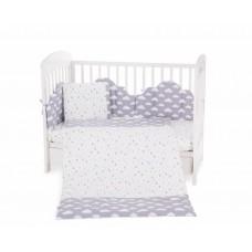 Kikka Boo Baby 6-elements Bedding Set  Rainfall 60x120
