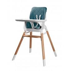 Kikka Boo Baby high chair Modo, petrol green