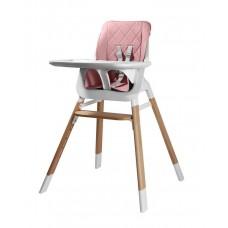 Kikka Boo Baby high chair Modo, pink