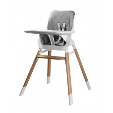 Kikka Boo Baby high chair Modo, grey