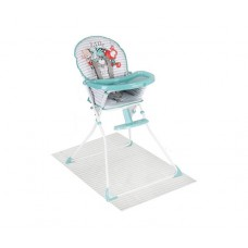 Kikka Boo High chair Be Happy Cats with pad