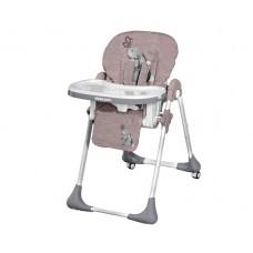 Kikka Boo Детски стол за хранене Sweet Nature Pink Rabbit