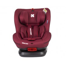 Kikka Boo Car seat  Twister Isofix 0-25 kg Red