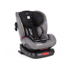 Kikka Boo Car seat  4 Strong  Isofix 0-36 kg Grey