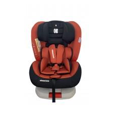 Kikka Boo Детски стол за кола 4 Strong с Isofix  0-36 kg Orange
