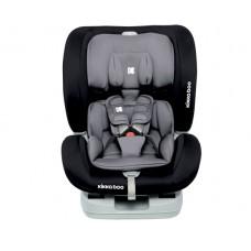 Kikka Boo Детски стол за кола 4 в 1 0-36 kg Black