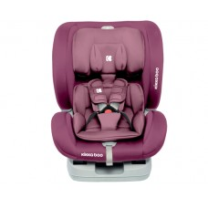 Kikka Boo Детски стол за кола 4 в 1 0-36 kg Lilac