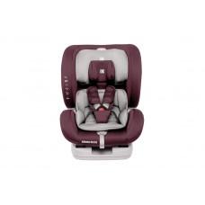 Kikka Boo Детски стол за кола 4 в 1 0-36 kg Raspberry