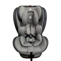 Kikka Boo Car seat Armadillo Isofix 0-36 kg, grey