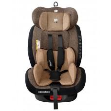 Kikka Boo Car seat Ttrek Isofix 0-36 kg, Beige