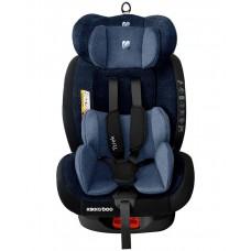 Kikka Boo Car seat Ttrek Isofix 0-36 kg, Blue