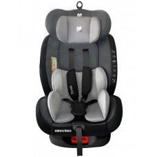 Kikka Boo Car seat Ttrek Isofix 0-36 kg, Grey