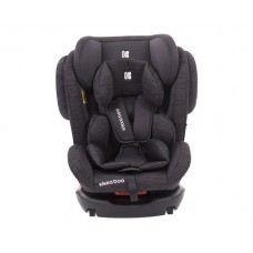 Kikka Boo Car seat 4 Fix 0-36 kg Grey Melange