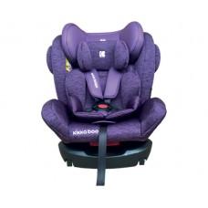Kikka Boo Car seat 4 Fix 0-36 kg Purple Melange
