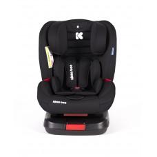 Kikka Boo Car seat  4 Strong  Isofix 0-36 kg Black