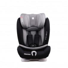 Kikka Boo Car seat Viaggio Isofix 9-36 kg Light grey