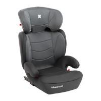Kikka Boo Car seat Amaro Isofix 15-36 kg, dark grey